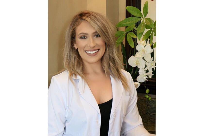 Amanda, Aesthetician